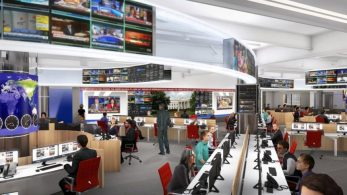 fox news newsroom