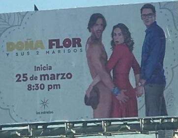 dona flor y sus dos maridos outdoor